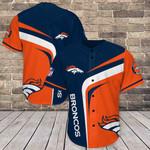 Denver Broncos Baseball Jersey Shirt 422
