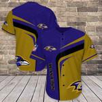 Baltimore Ravens Baseball Jersey Shirt 425