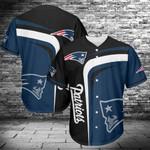New England Patriots Baseball Jersey Shirt 429
