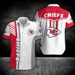 Kansas City Chiefs Button Shirts 044