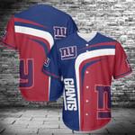 New York Giants Baseball Jersey 444