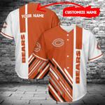 Chicago Bears Personalized Baseball Jersey 452