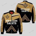 New Orleans Saints Bomber Jacket 90