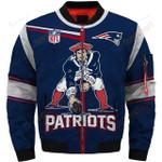 New England Patriots Bomber Jacket 105