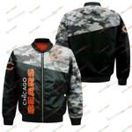 Chicago Bears Bomber Jacket 65