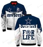 Dallas Cowboys Bomber Jacket 74