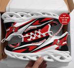 Tampa Bay Buccaneers Personalized Yezy Running Sneakers 185