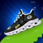 Green Bay Packers Yezy Running Sneakers 210