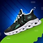 New York Jets Yezy Running Sneakers 186