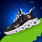 Minnesota Vikings Running Sneakers 187