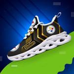 Pittsburgh Steelers Yezy Running Sneakers 193