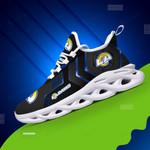 Los Angeles Rams Yezy Running Sneakers 190