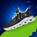 Las Vegas Raiders Yezy Running Sneakers 212