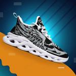 Las Vegas Raiders Yezy Running Sneakers 202