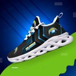 Los Angeles Chargers Yezy Running Sneakers 213