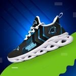 Carolina Panthers Yezy Running Sneakers 191