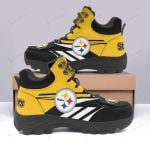 Pittsburgh Steelers Hiking Shoes 05