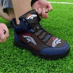 Denver Broncos Hiking Shoes 09