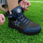 Dallas Cowboys Personalized Hiking Shoes 28