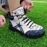 Dallas Cowboys Hiking Shoes 31