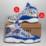 Buffalo Bills Personalized AJD13 Sneakers 1055