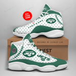 New York Jets Personalized AJD13 Sneakers 1073