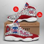Philadelphia Phillies Personalized AJD13 Sneakers 1083