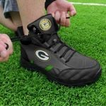 Green Bay Packers Personalized Hiking Shoes 48