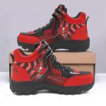 Tampa Bay Buccaneers Hiking Shoes 33