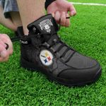 Pittsburgh Steelers Personalized Hiking Shoes 40