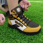 Pittsburgh Steelers Personalized Hiking Shoes 39