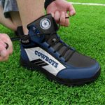 Dallas Cowboys Personalized Hiking Shoes 38