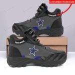 Dallas Cowboys Personalized Hiking Shoes 47