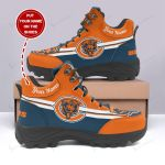 Chicago Bears Personalized Hiking Shoes 52