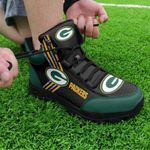 Green Bay Packers Hiking Shoes 69