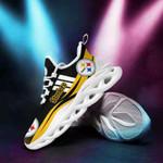 Pittsburgh Steelers Yezy Running Sneakers 231