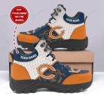Chicago Bears Personalized Hiking Shoes 72