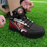 San Francisco 49ers Personalized Hiking Shoes 58