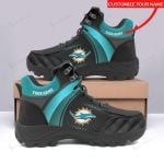 Miami Dolphins Personalized Hiking Shoes 73