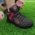 Arizona Cardinals Personalized Hiking Shoes 64