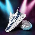 Dallas Cowboys Yezy Running Sneakers 229