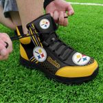 Pittsburgh Steelers Hiking Shoes 70