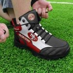San Francisco 49ers Personalized Hiking Shoes 63