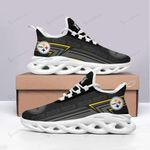 Pittsburgh Steelers Yezy Running Sneakers 238