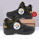 Pittsburgh Steelers Personalized Hiking Shoes 77