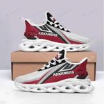 Arkansas Razorbacks Yezy Running Sneakers 236