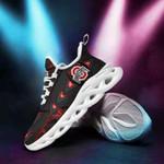 Ohio State Buckeyes Yezy Running Sneakers 245