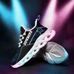 Dallas Cowboys Yezy Running Sneakers 239