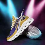 Baltimore Ravens Yezy Running Sneakers 241