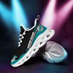 Miami Dolphins Personalized Yezy Running Sneakers 254